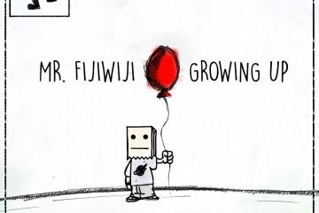 Mr. Fijiwiji - Growing Up (Art) (1)