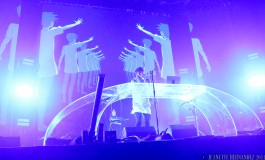 """Porter Robinson's """"Worlds"""" Show Recreated With Videos From Fans All Over The World"""