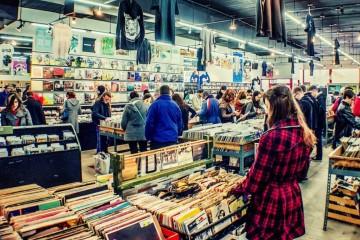Record Store Day 2013 - Joshua Mellins