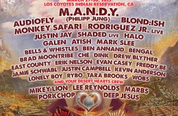 Desert Hearts Announces Spring Festival Lineup including M.A.N.D.Y., Audiofly and More