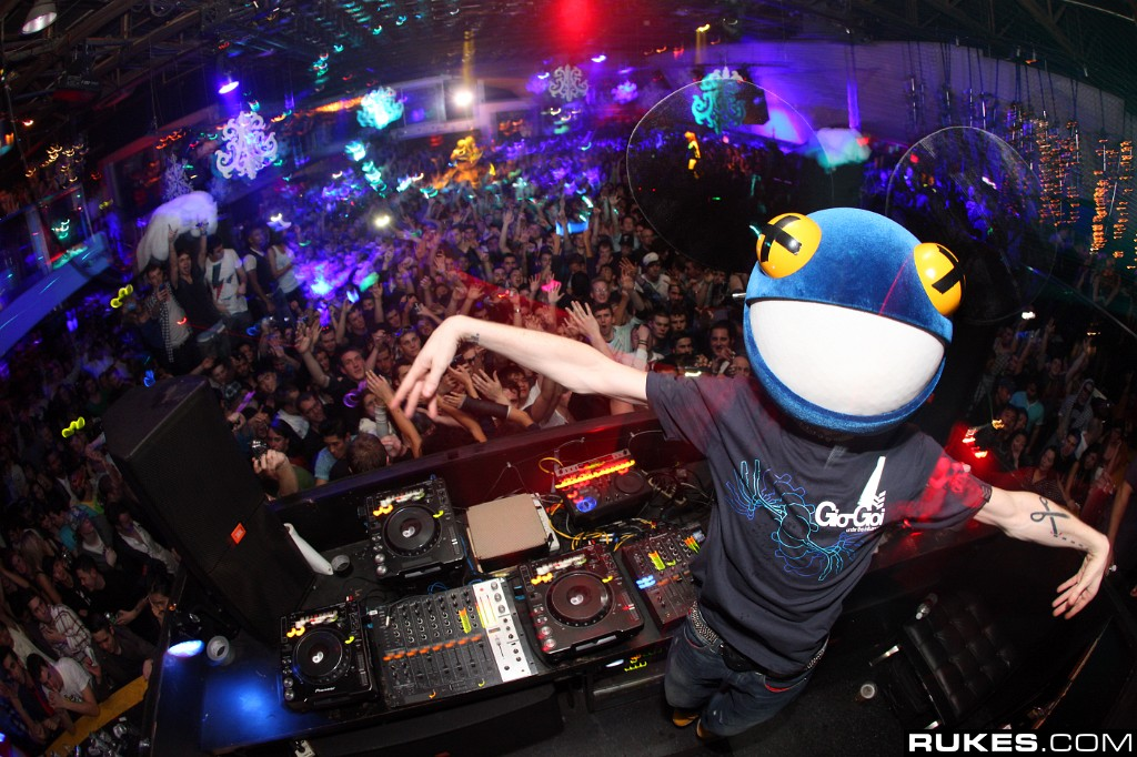 Watch The Full Final Guvernment Set From Deadmau5