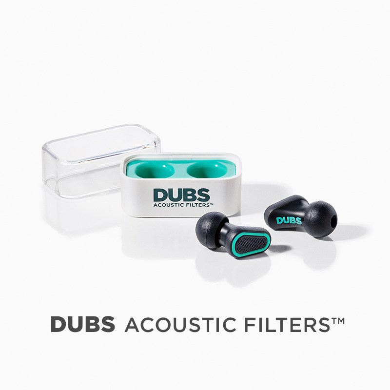 Doppler Labs DUBS Acoustic Filters