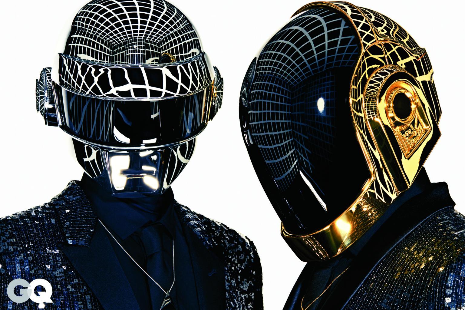 Daft Punk Tour