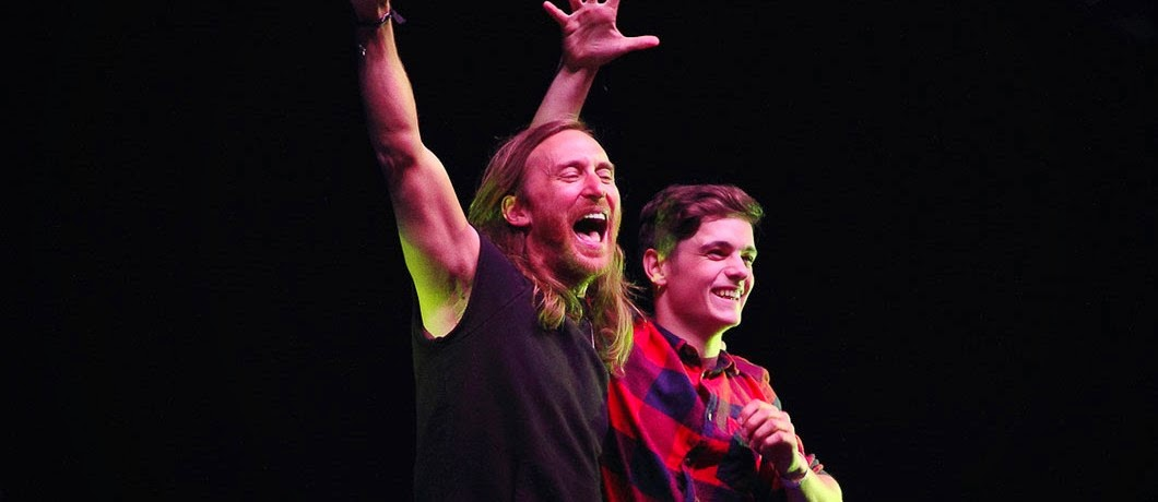 David Guetta & Steve Angello Are Working On A Martin Garrix
