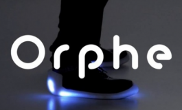Orphe Revolutionizes Light-Up Shoes For The Modern Age