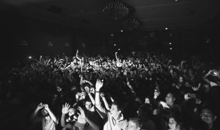 Soulection Crowd_1_BW_Dominic Macias