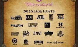 Tomorrowworld Announces 2015 Stage Curators