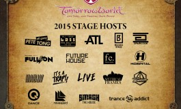 TomorrowWorld Announces 2015 Stage Curators