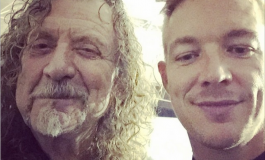 Diplo Teases Collab With Led Zeppelin's Lead Singer