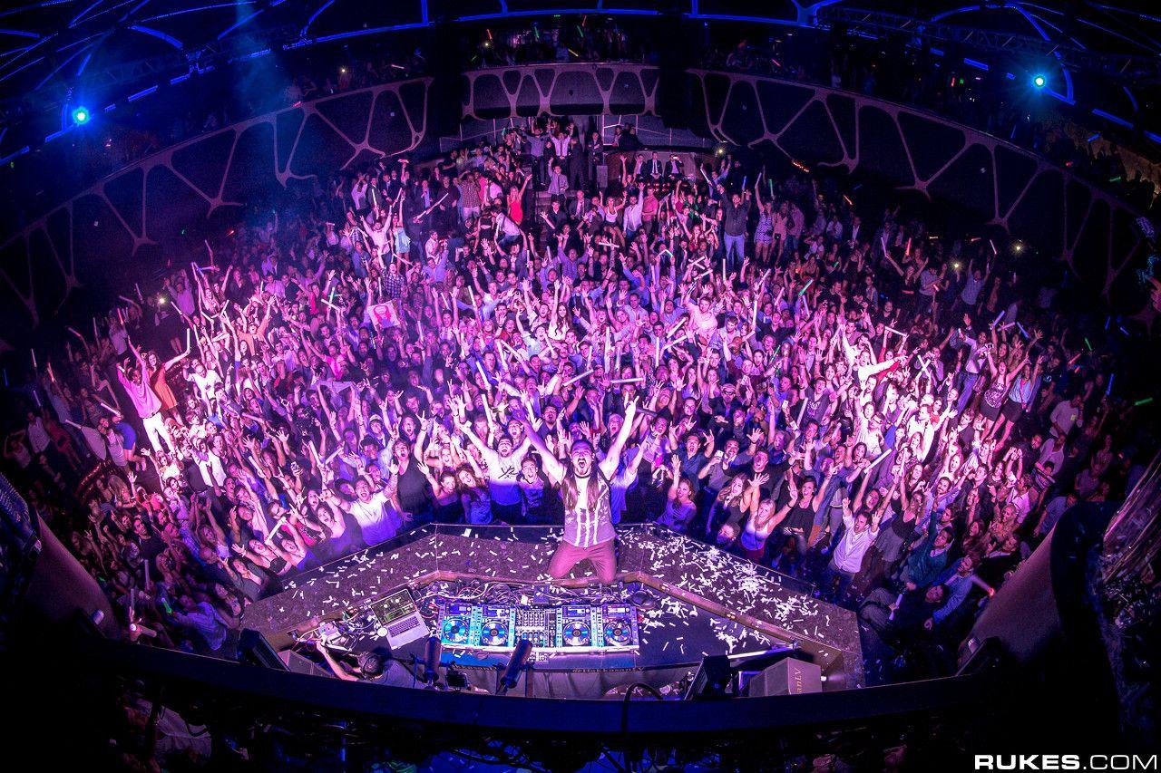Vegas Hakkasan Nightclub Reveals Memorial Day Amp Edc