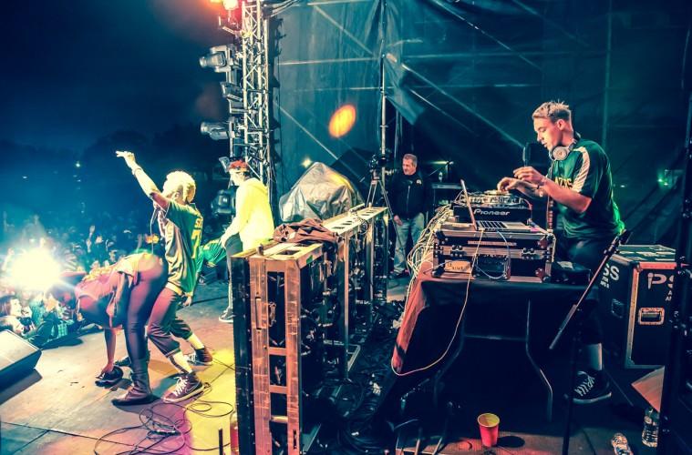 Major Lazer Premieres New Track With DJ Snake,
