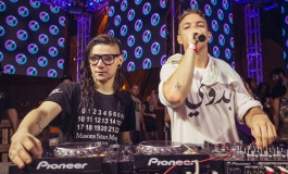 Watch Justin Bieber, Skrillex & Diplo's Surprise Ultra Music Festival Performance