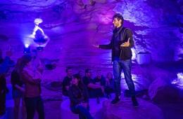 zedd in a cave