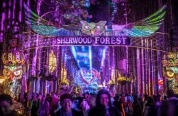 via Electric Forest
