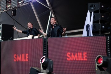 Galantis at UMF 2015 - Photo by Kyle Hernandez