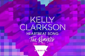 Kelly Clarkson - Heartbeat Song (Didrick Remix)