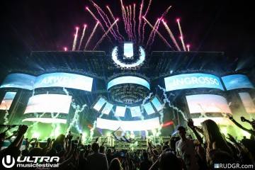 Ultra mainstage