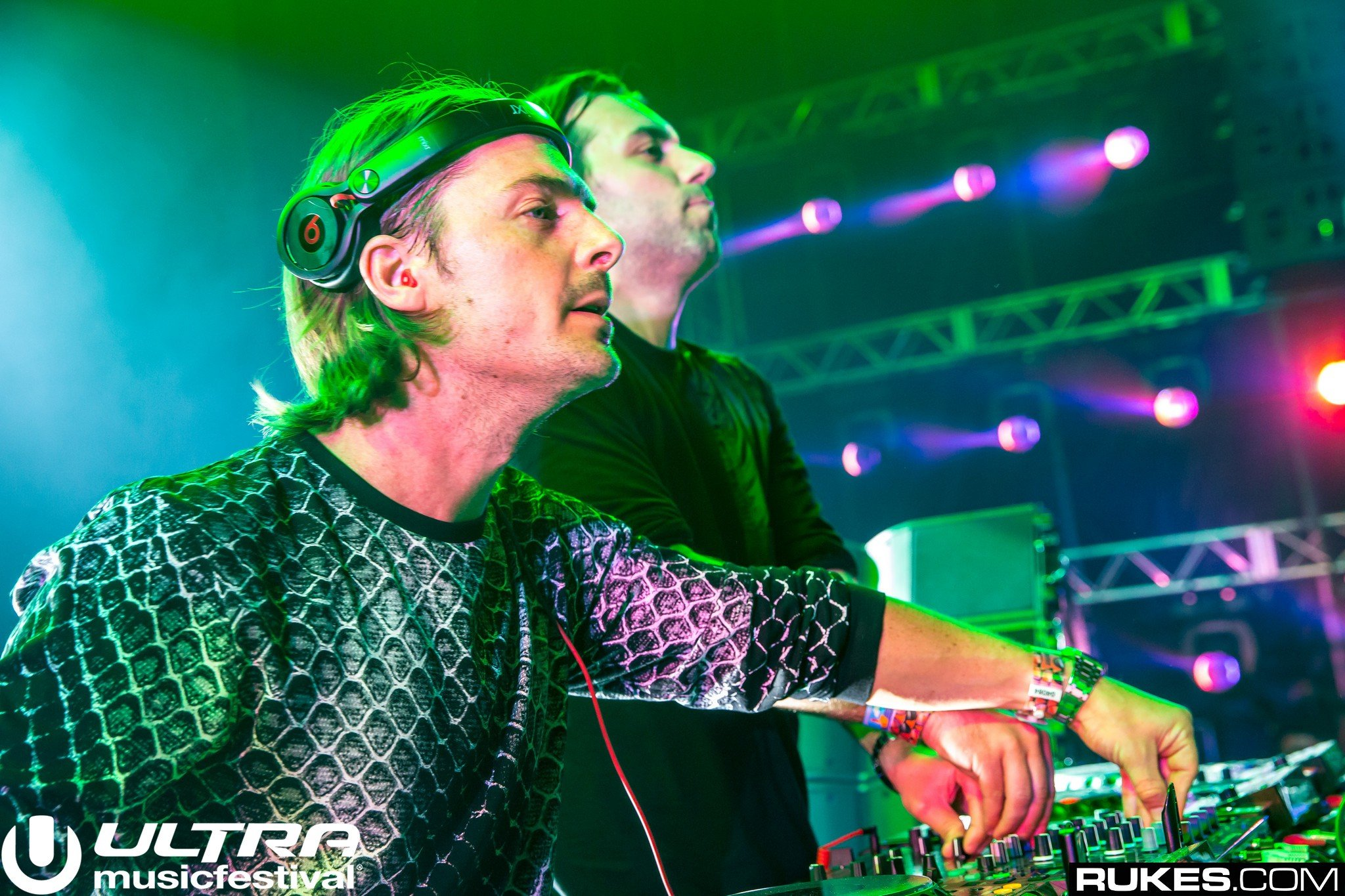 Axwell & Ingrosso (stylised as Axwell Λ Ingrosso) is a Swedish DJ duo consisting of Swedish House Mafia members Axwell and Sebastian Ingrosso. They made their debut performance at the Governors Ball Music Festival in New York City in June.