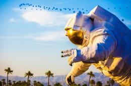 coachella astronaut
