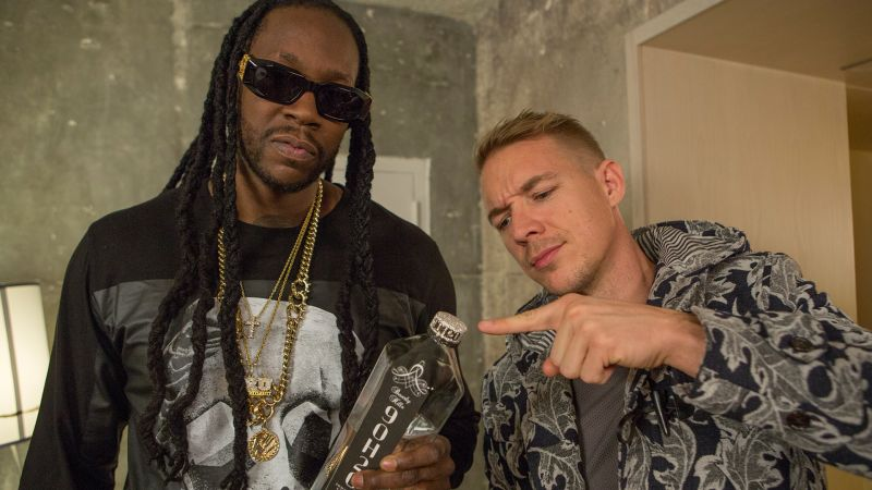 Most Expensive Watch In The World With Price >> Watch Diplo & 2 Chainz Drink The Most Expensive Water In The World | Your EDM