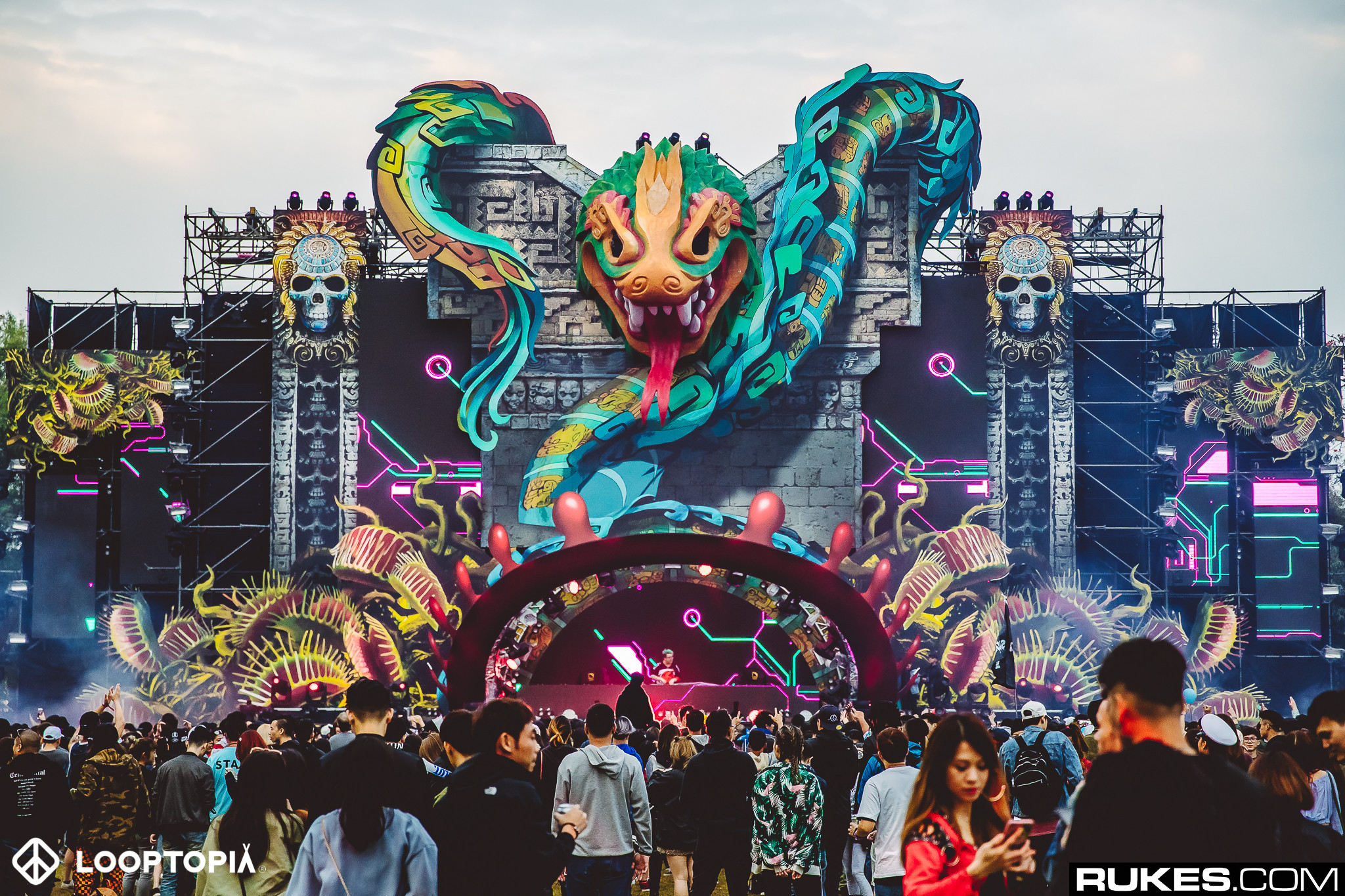Looptopia 2018 Proves Taiwan's #1 EDM Festival Is Only Getting Better
