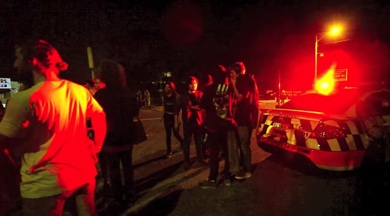 Australian police shut down illegal rave your edm for Deep house rave