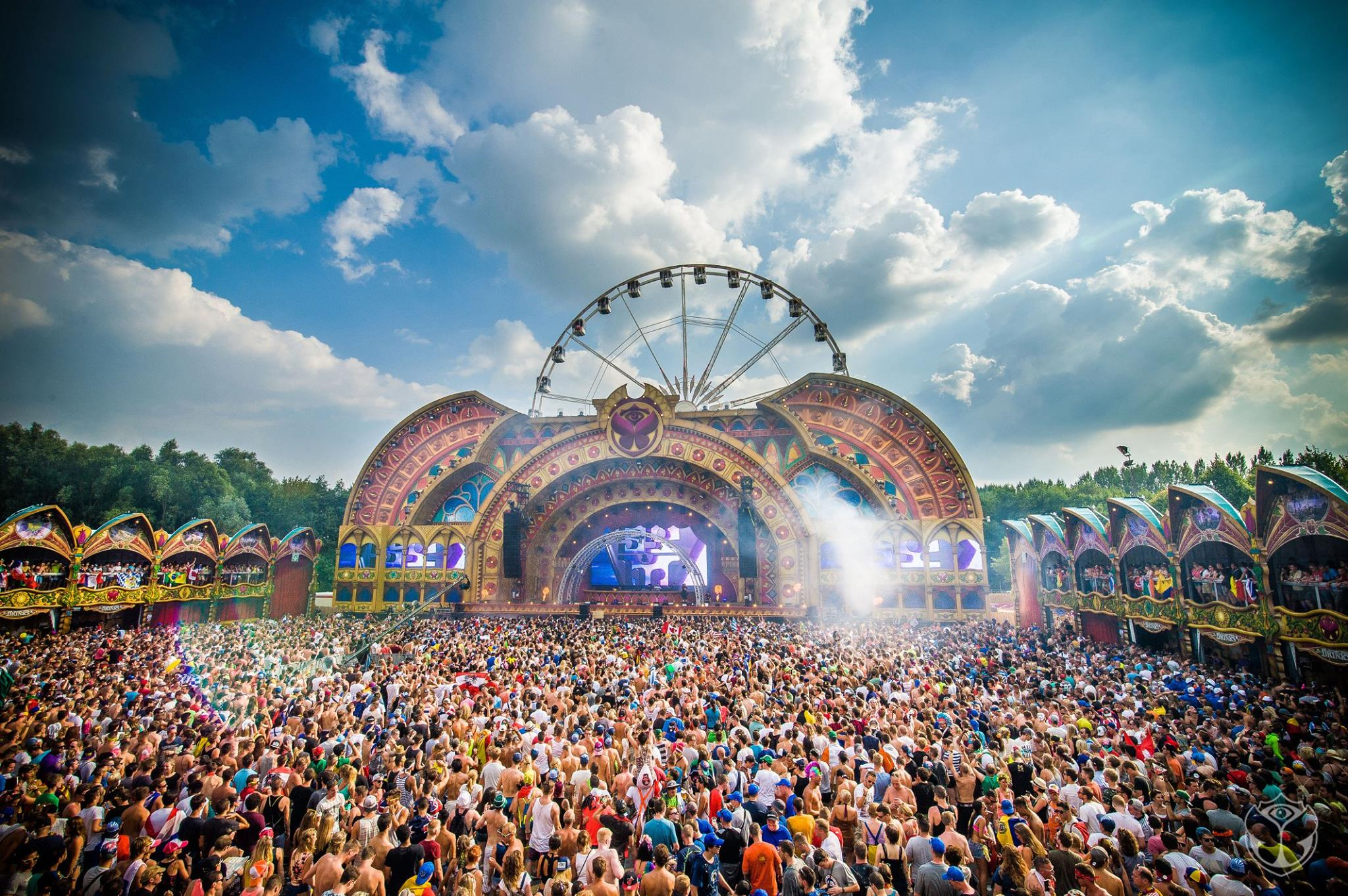 Record breaking wristbands are sold at Tomorrowland each year