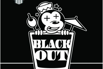 Black Out Artwork