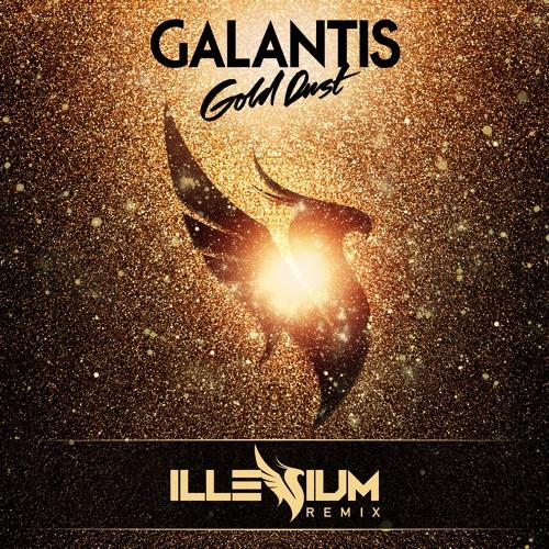 Galantis - Gold Dust (Illenium Remix) [Free Download]