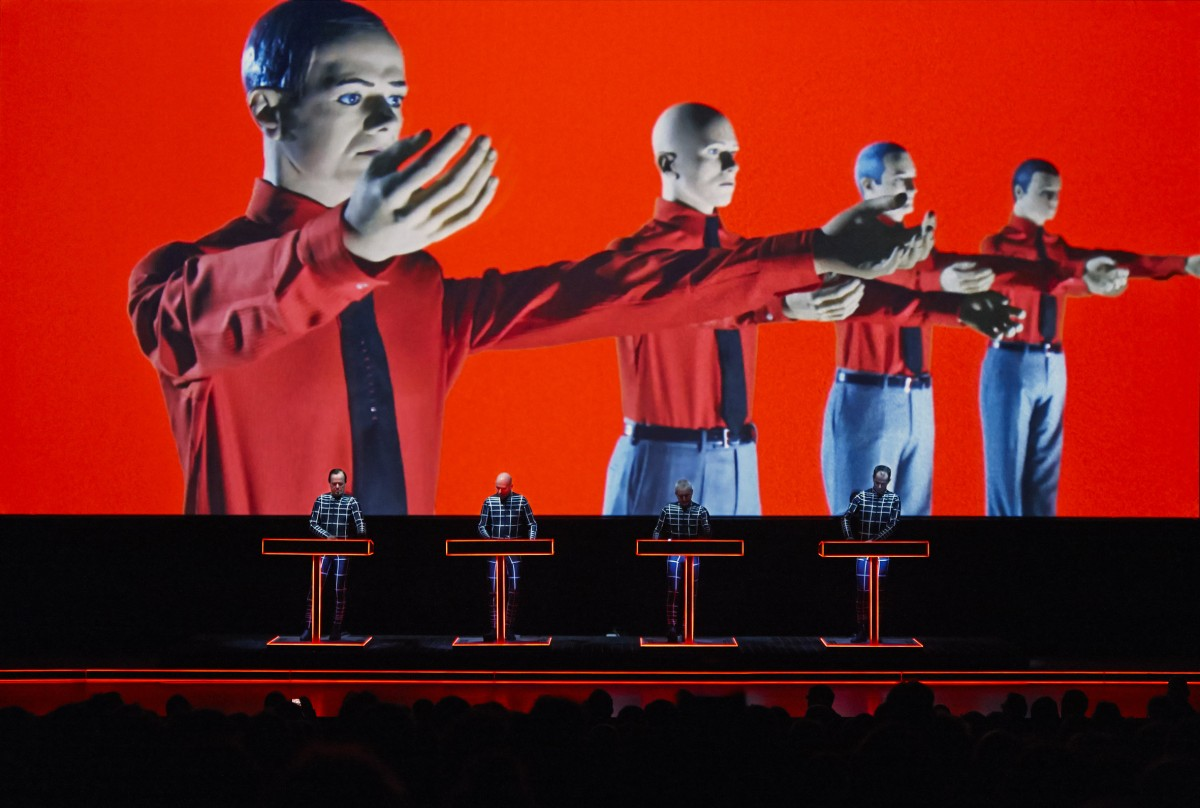 Kraftwerk Inducted Into Rock & Roll Hall of Fame After Being Denied Six Times