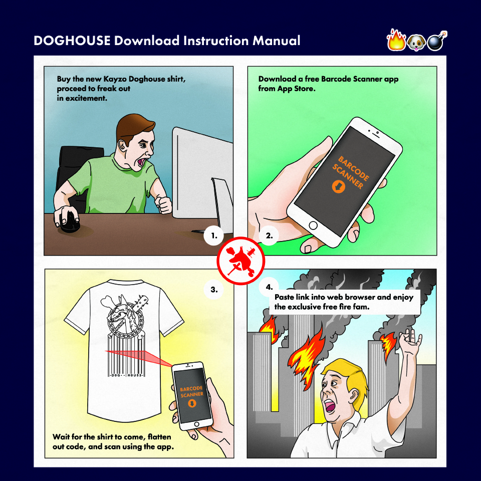 doghouse instruction manual
