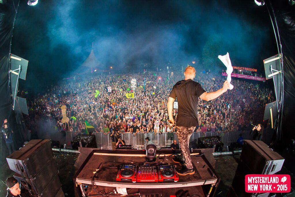 Photo credit: tomdoms.com for Mysteryland