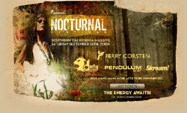 nocturnal 2009
