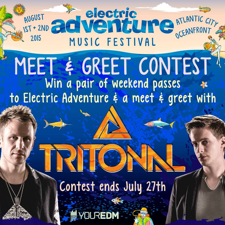 Win 2 Ga Passes To Electric Adventure And A Meet Greet With