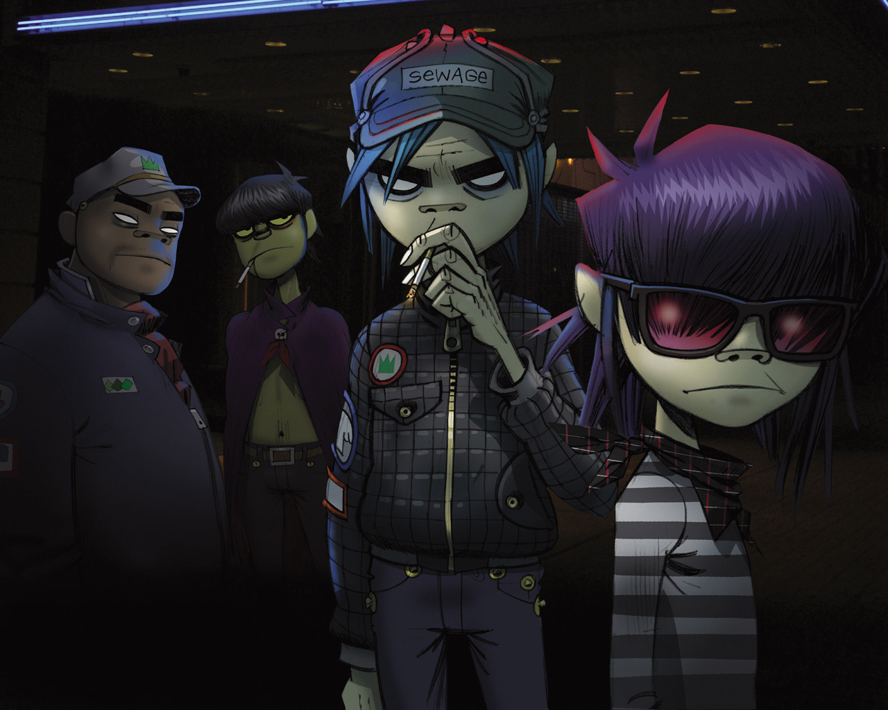 Gorillaz Team Up With Snoop Dogg and a House Legend for New Single