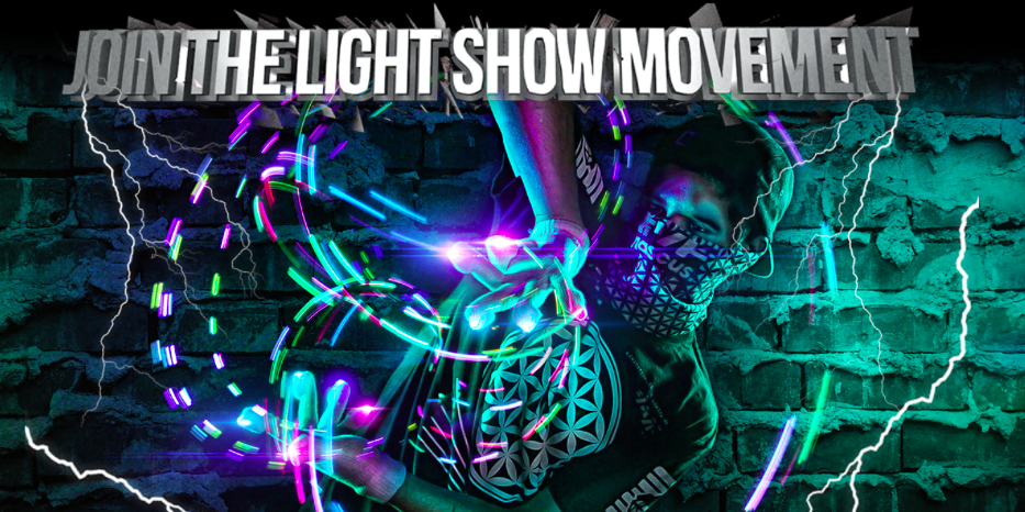 Join the Light Show Movement