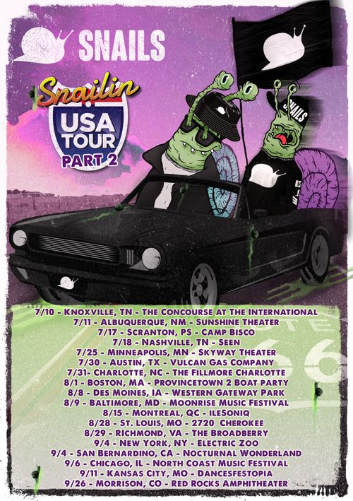 Tour America Part 2 date updates