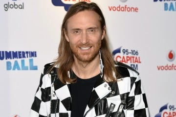 LONDON, ENGLAND - JUNE 21:  David Guetta attends the Capital Summertime Ball at Wembley Stadium on June 21, 2014 in London, England.  (Photo by Karwai Tang/WireImage)