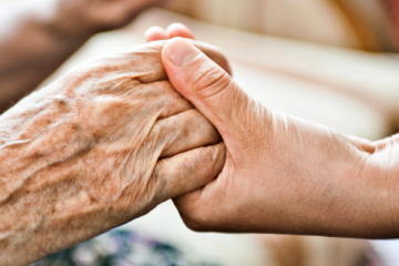 hands hospice caring