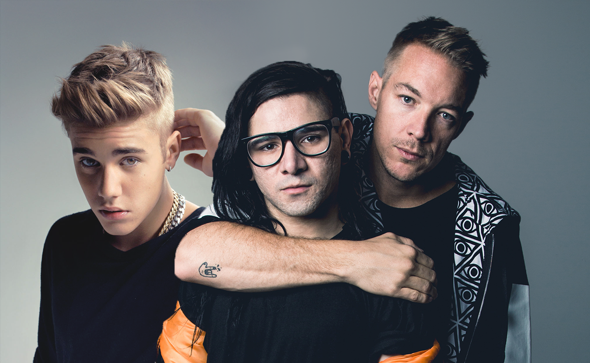 """Justin Bieber Says New Album Will Sound Like """"Where Are Ü Now"""" Thanks To Skrillex"""