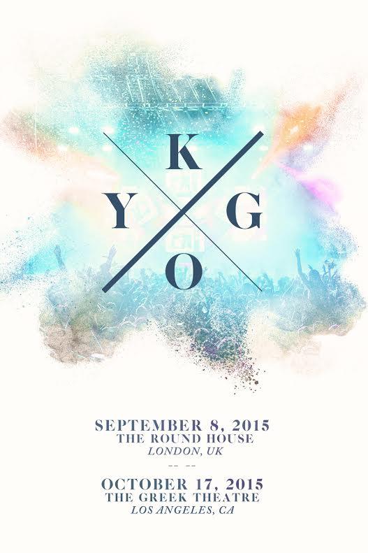 kygo dates flyer