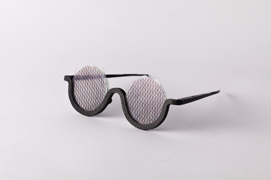 Customize Your Own 3D-Printed Diffraction Glasses [Photos] | Your EDM
