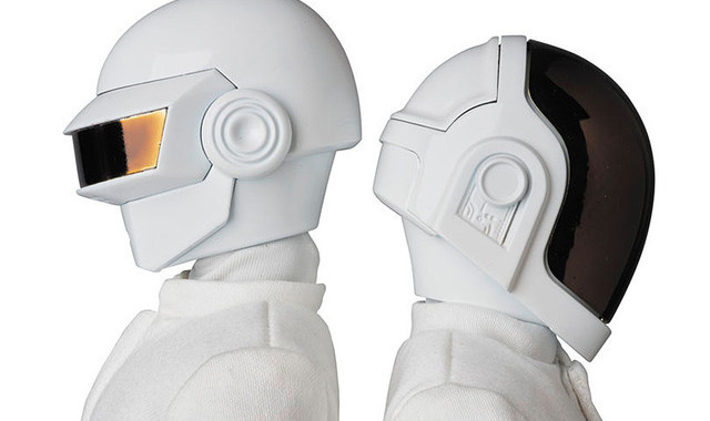 Daft Punk Relive Their Grammy Performance In The Coolest Way Possible