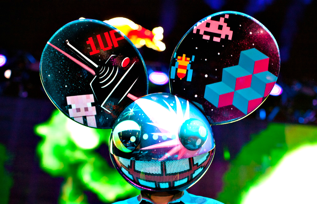 deadmau5 discusses music festivals mickey mouse and his
