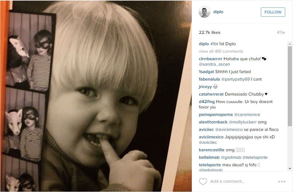 diplo baby 3