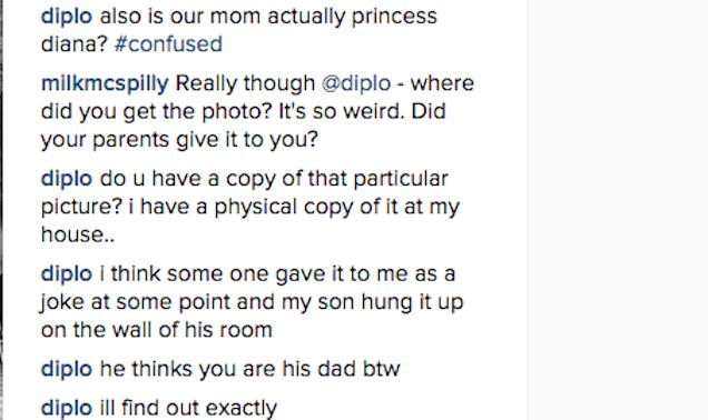 diplo response