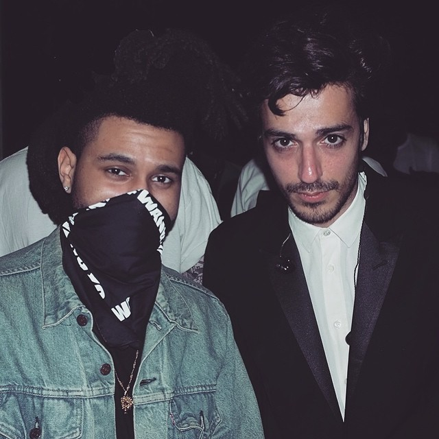 Image result for gesaffelstein the weeknd