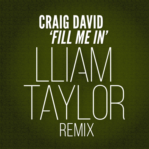 Craig David - Fill Me In (Lliam Taylor Remix) [Free Download] | Your EDM