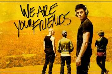we are your friends banner