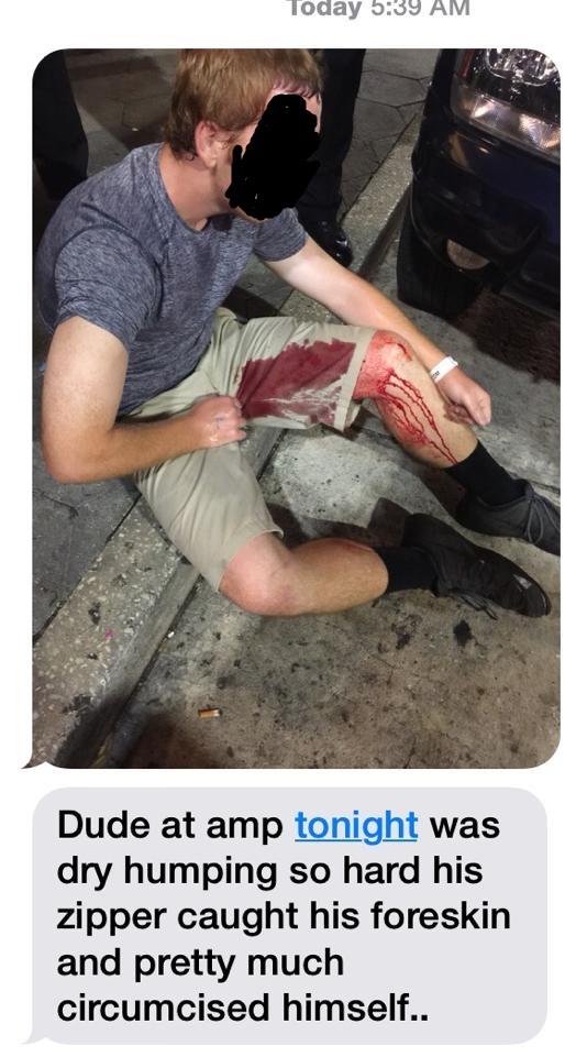 amp tampa injury